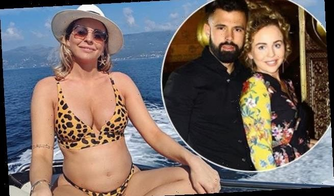 Pregnant Lydia Bright reveals she was hospitalised due to stress