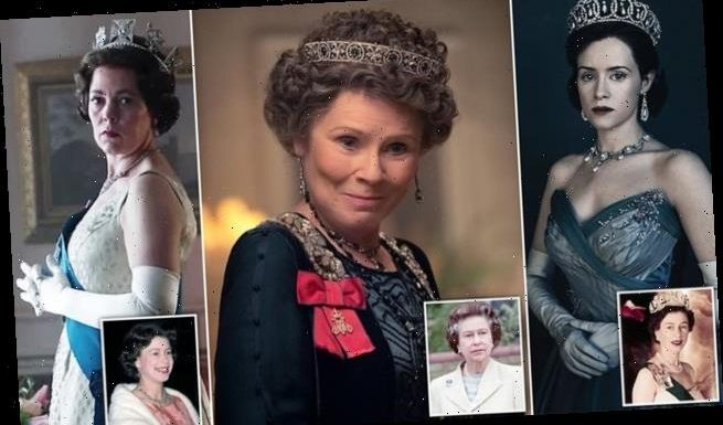 Imelda Staunton is to take over from Foy and Colman in The Crown