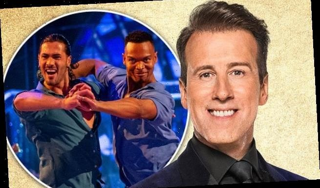 Strictly: Anton du Beke would be 'happy' to be paired with male dancer