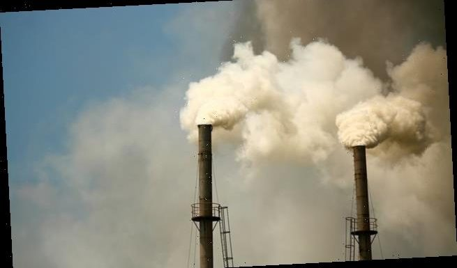 Carbon levels in the atmosphere reach highest level in 3 MILLION years