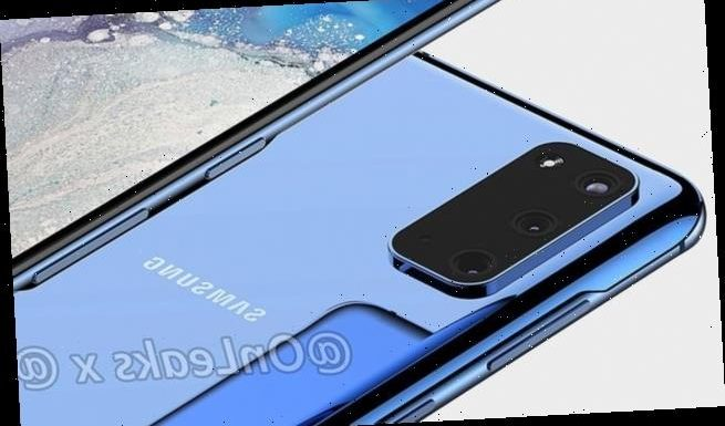 Samsung's 'budget' Galaxy S11e design revealed in mock-ups
