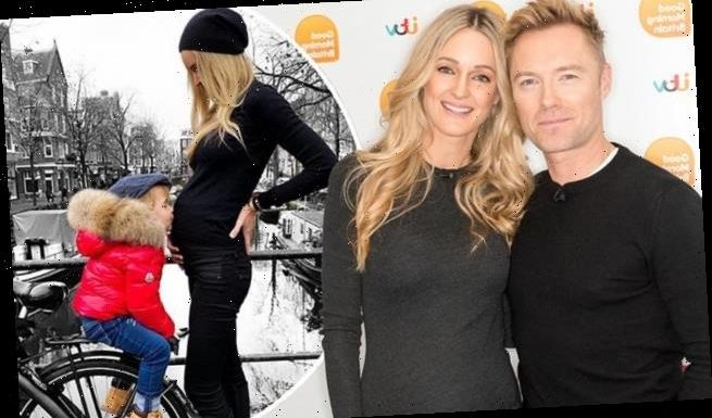 Ronan Keating's wife Storm is pregnant with their second child