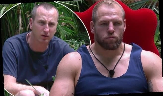 I'm A Celebrity: Viewers turn on 'arrogant' and 'bossy' James Haskell