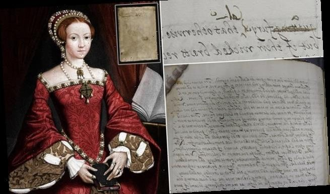 Queen Elizabeth I translated Roman Tacitus's work from Latin