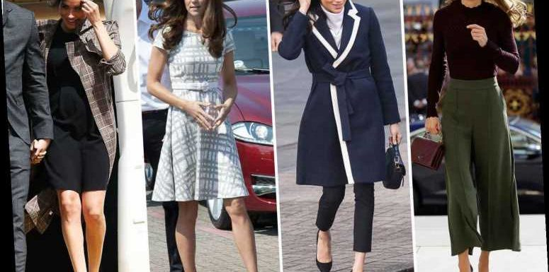 How Meghan Markle and Kate Middleton make clothes from M&S and Zara look designer, and the ways you can too