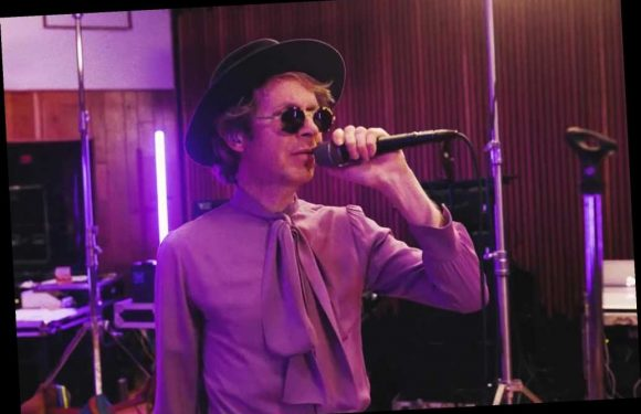 Beck Unveils EP Recorded at Prince's Paisley Park Studios