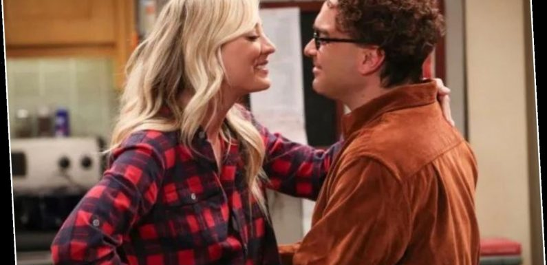 The Big Bang Theory ended because Penny and Leonard fell in love, viewer ratings reveal