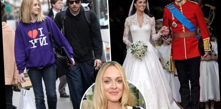 Kate Middleton and Prince William's wedding made Fearne Cotton realise engagement was doomed – even with venue booked – The Sun