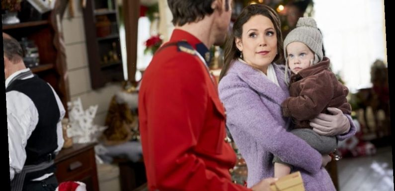 'When Calls the Heart: Home for Christmas': Hallmark Shares a First Look at the Show's 2019 Christmas Special