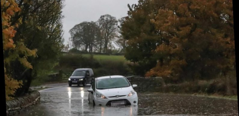 Flood warnings and road closures – how to check if your area is affected – The Sun