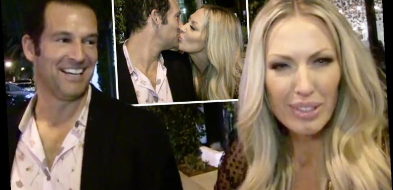 Real Housewives star Braunwyn Windham-Burke says her & husband only have threesomes with 'hot' girls