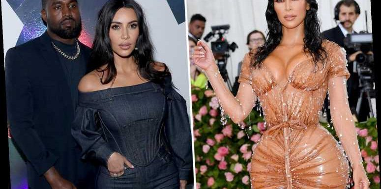 Kim Kardashian says Kanye West told her to 'dress less sexy on the red carpet' – and she agreed – The Sun