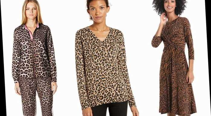 Amazon Just Launched a Leopard Print-Themed Store With Prices Starting at $17