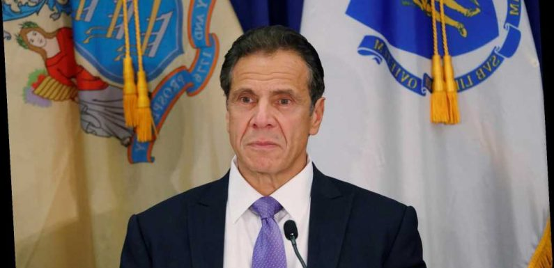 Ginormous budget holes look to be Andrew Cuomo's third-term curse