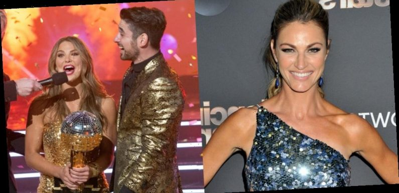 Erin Andrews Responds to Speculation That She Was Not Happy Hannah Brown Won 'DWTS'