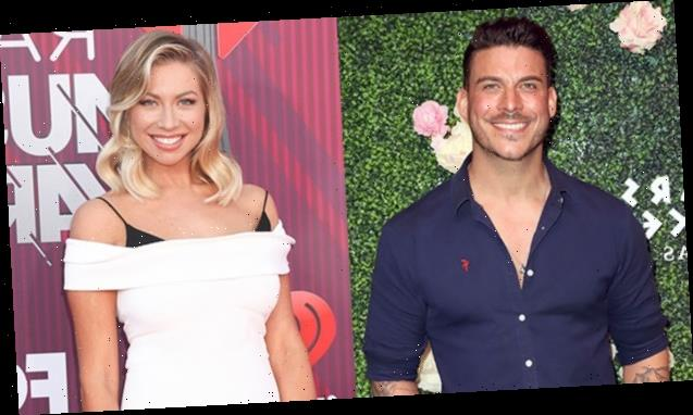 'VPR' Jax Taylor Defends Ex Stassi By Clapping Back At Hater Who Criticized Her 'Old Lady Feet'