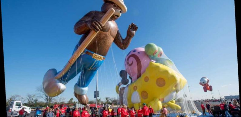 High winds expected to wreak havoc on Macy's parade