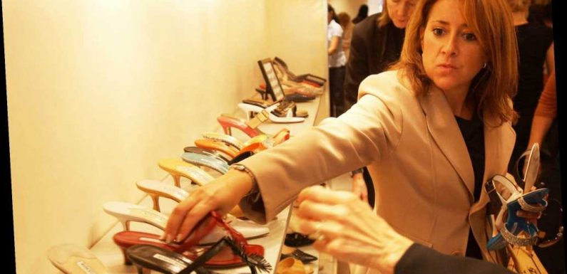 Manolo Blahnik of 'Sex and the City' fame closes only NYC store