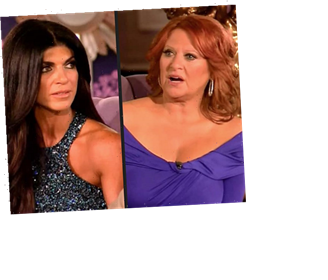Caroline Manzo: You Guys! Teresa Giudice Does Drugs!