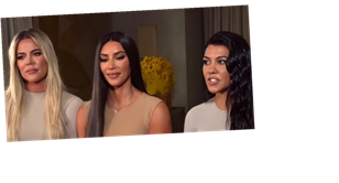 Kourtney Kardashian Just Confirmed She's Taking a Step Back from 'KUWTK' During a Tense Interview