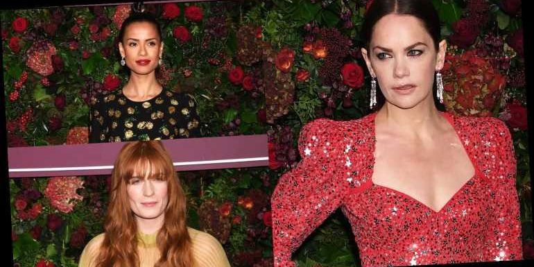 Ruth Wilson, Gugu Mbatha-Raw & More Stars Glam Up for Evening Standard Theatre Awards!