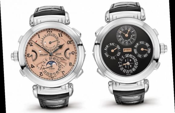Rare Patek Phillipe watch sells for $31M at auction