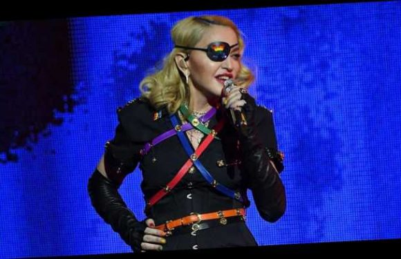 Madonna sued by fan for 'starting her concerts late'
