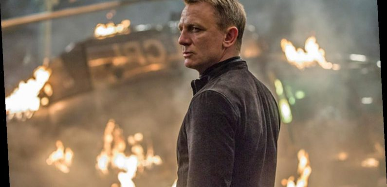 Daniel Craig confirms he's done with James Bond after wrapping 'No Time To Die'