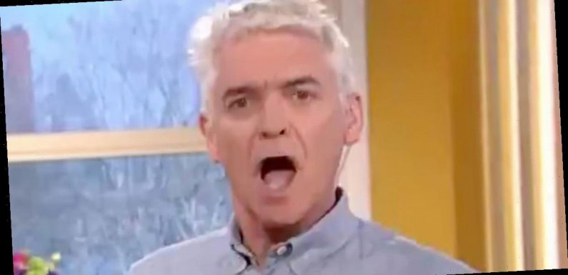 This Morning's Phillip Schofield breaks silence after claims of 'presenter feud'