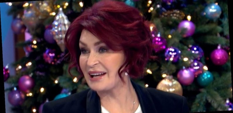 Sharon Osbourne won't be spending Christmas with Ozzy for first time in 40 years