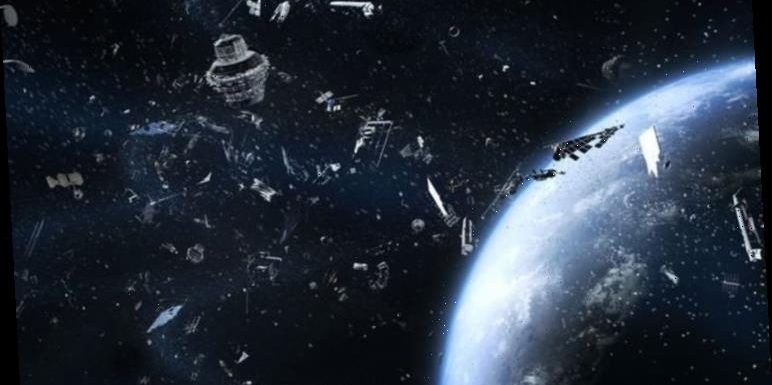 Space junk: Terrifying tool shows debris threatening satellites: 'People need to be aware'