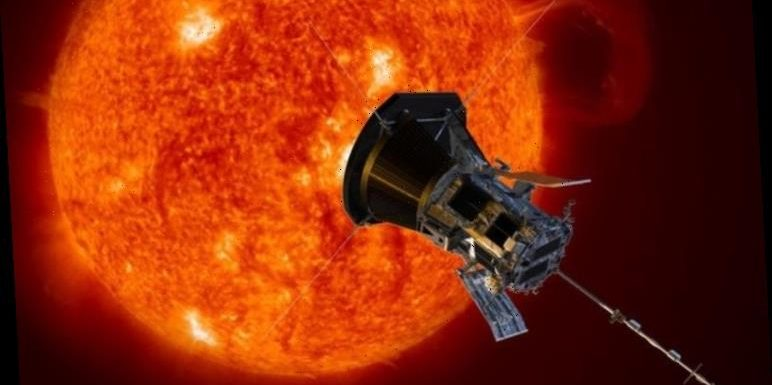 NASA scientists 'blown away' by 435,000 MPH Parker Solar Probe's first insights from Sun