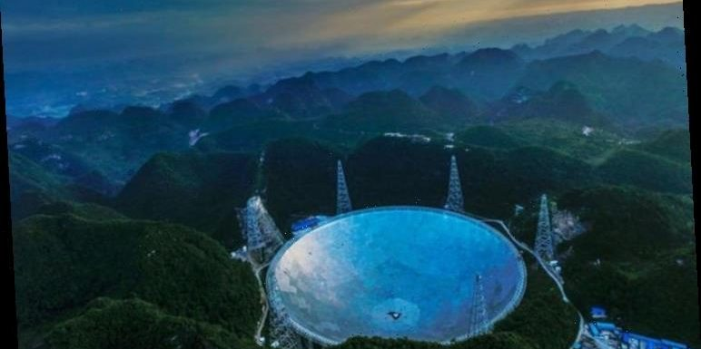 China to begin looking for aliens with world's largest telescope