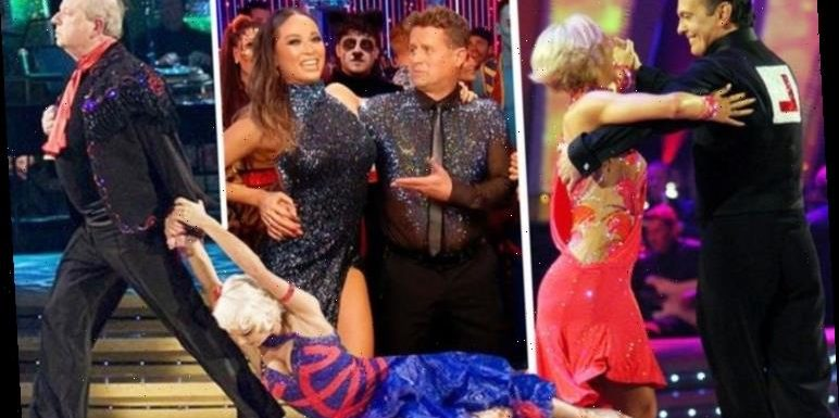 Strictly Come Dancing: 6 epic fails and the biggest blunders in BBC show's history