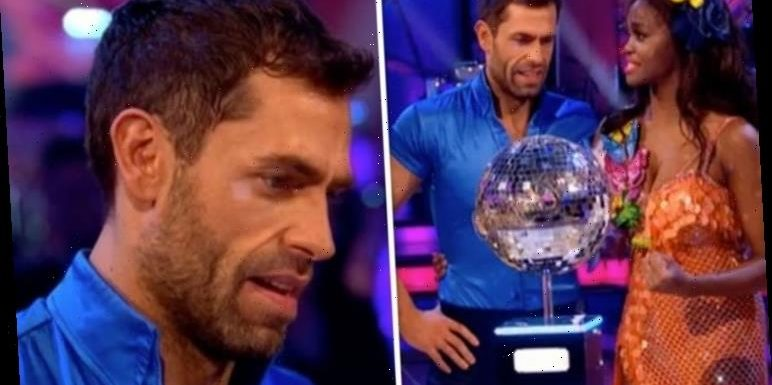 Kelvin Fletcher: Strictly star 'absolutely speechless' after emotional win in grand finale