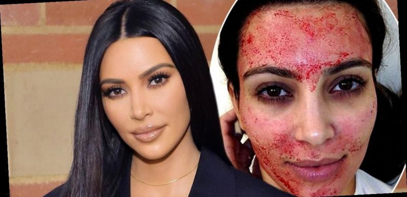 Kim Kardashian sues Vampire Facial doctor for 'using her name and likeness to promote business'