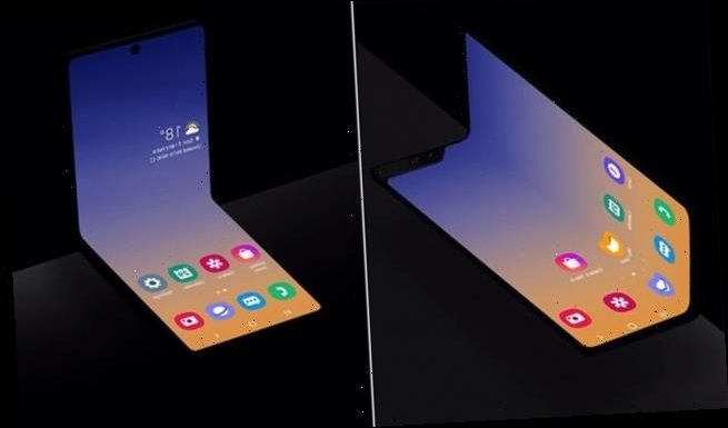 Samsung's new folding phone may cost $1,000 less than the Galaxy Fold