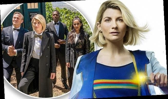 Doctor Who's is set to RETURN on New Year's Day
