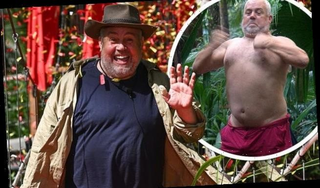I'm A Celebrity: Cliff Parisi becomes the THIRD star to be axed