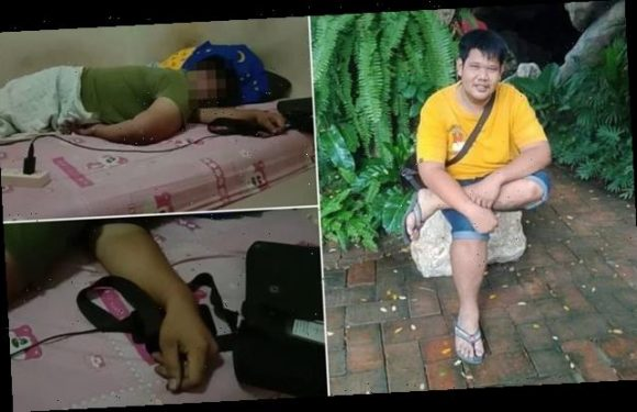 Thai man, 28, is electrocuted by his phone