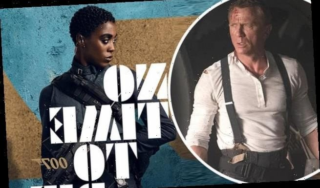 No Time To Die: Bond fans convinced Lashana Lynch is first female 007