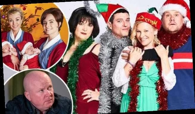 Viewers SLAM BBC as 'formulaic' Christmas Day line-up is unveiled
