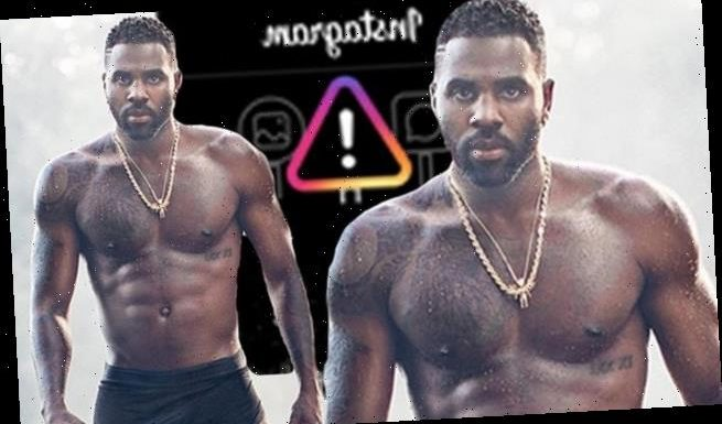 Jason Derulo SLAMS Instagram after they remove his 'anaconda' picture