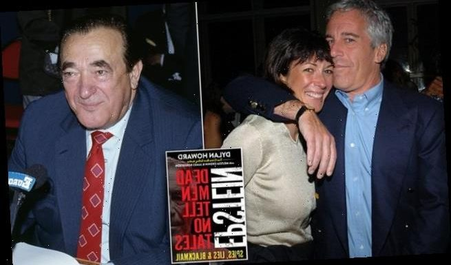 Jeffrey Epstein book claims he and Ghislaine Maxwell were 'spies'