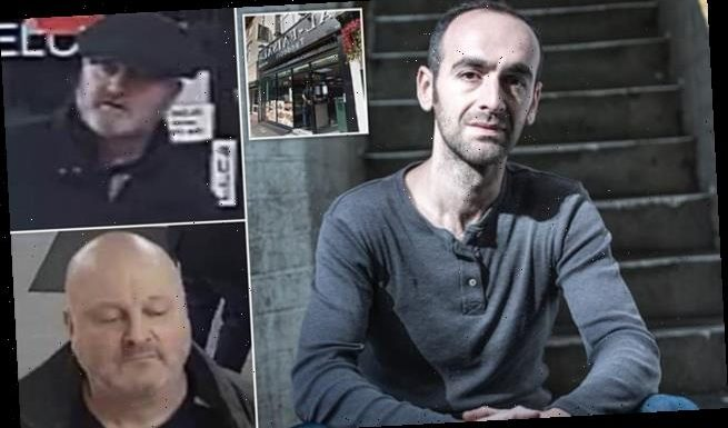 Racist thugs recorded hurling anti-Semitic abuse at Jewish man