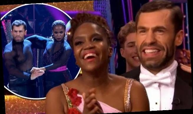 Strictly Come Dancing: Kelvin Fletcher scores his FIRST 40