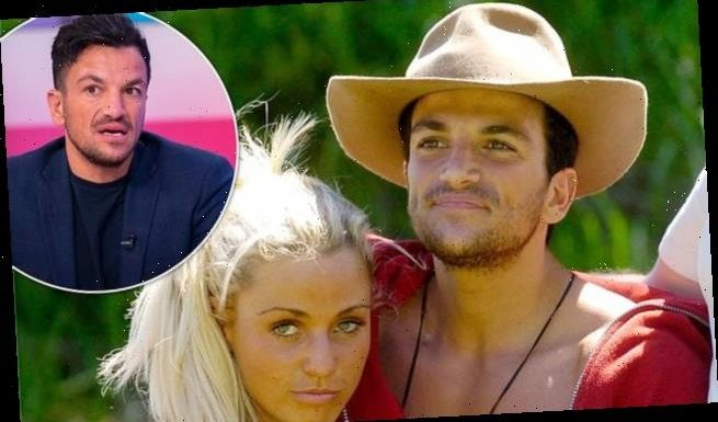 Peter Andre still talks to Katie Price and wishes 'nothing but best'