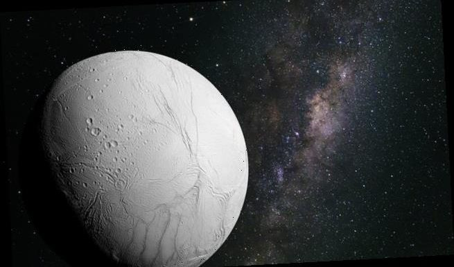 Scientists reveal how Saturn's moon got its 'tiger stripes'