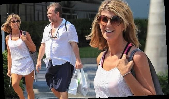 Kate Garraway exhibits her jungle weight loss with Derek Draper