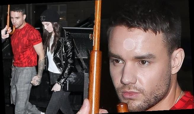 Liam Payne steps out with girlfriend Maya Henry in rainy Paris